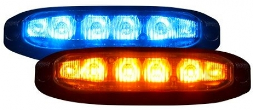 911Signal X6 LED-Frontblitzer, Set