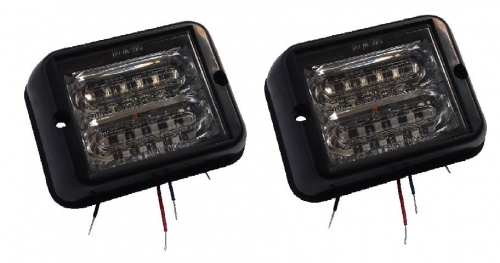 LED-Blitzer REFLECT Dual, Set