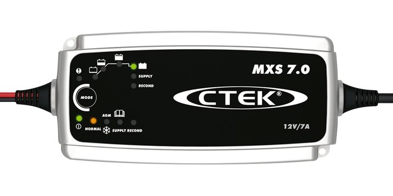 Batterieladegerät CTEK MXS 7.0